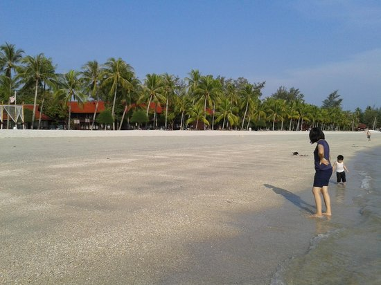 Meritus Pelangi Beach Resort & Spa, Langkawi: Great beach