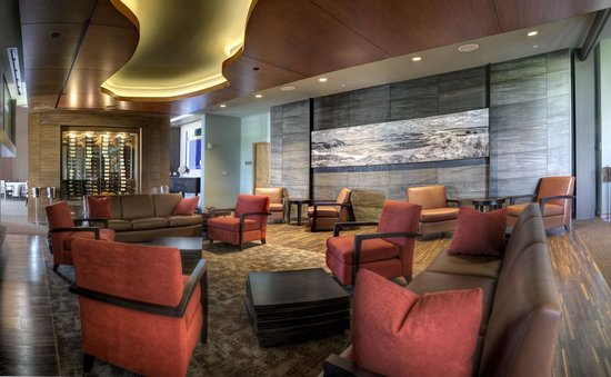 Bowling Green, FL: Streamsong Golf Clubhouse Lounge