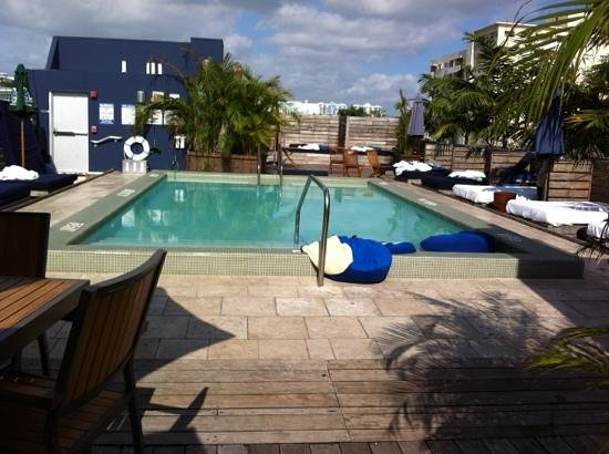 Catalina Hotel &amp; Beach Club: Rooftop Pool