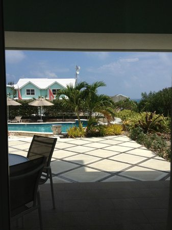 Compass Point Dive Resort: Room view