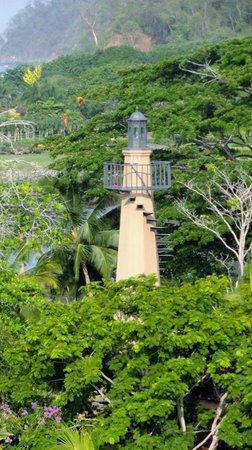 Los Suenos Marriott Ocean & Golf Resort: A resort with a lighthouse