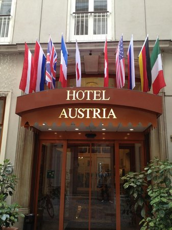 Hotel Austria: 