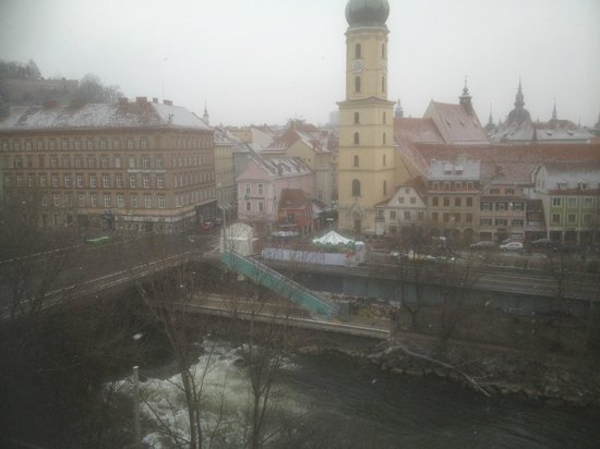 Hotel Wiesler : View from room