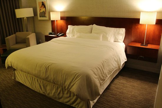The Westin San Francisco Airport: Habitación