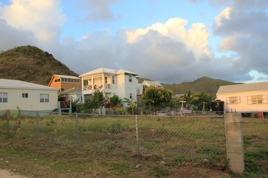 Cades Bay, Antigua: Ansicht