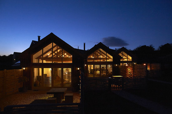Merlin Farm Cottages Mawgan Porth