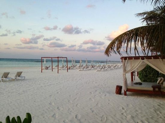 El Dorado Maroma, a Beachfront Resort, by Karisma : VIEW WAS FANTASTIC!!