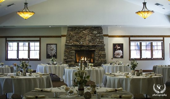 Five Pine Lodge & Spa: Wedding Receptions