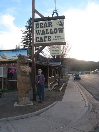 Alpine, AZ: a great place to eat