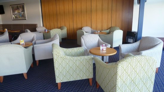 Brentwood Hotel: Lounge area - good coffee served!