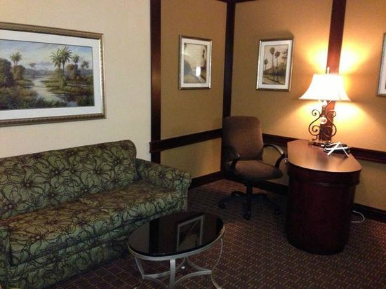 Buena Vista Suites: Nice Sitting area