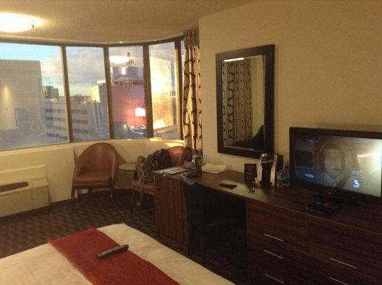 The D Las Vegas Casino Hotel: Room