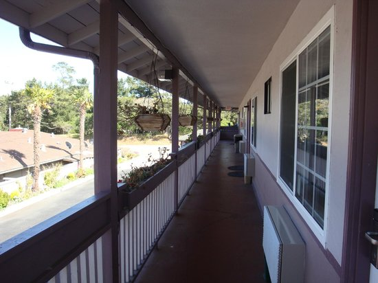 MorningStaRR Inn: Upstairs front