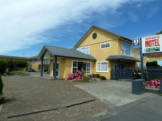 Photo of Monarch Motel Invercargill