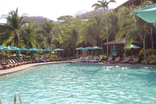 Four Seasons Resort Costa Rica at Peninsula Papagayo: Swimming pool