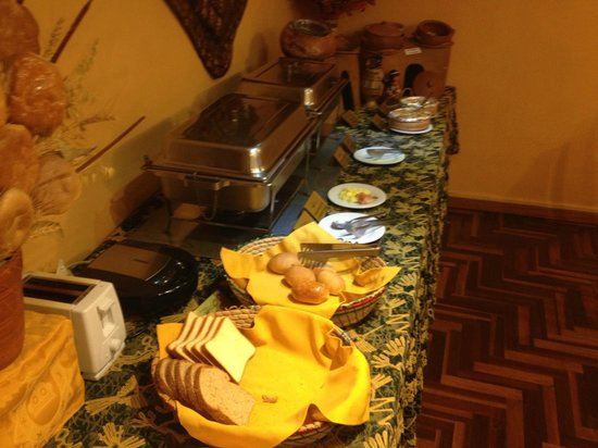 BEST WESTERN Los Andes De America: Breakfast buffet