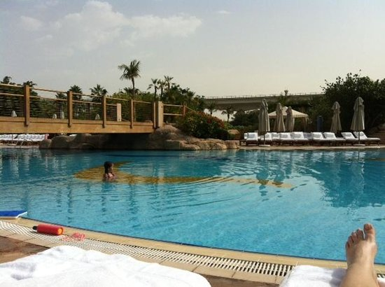 Grand Hyatt Dubai: The main pool