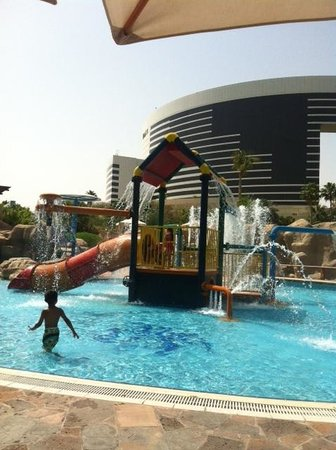 Grand Hyatt Dubai: Kids&#39; splash pool