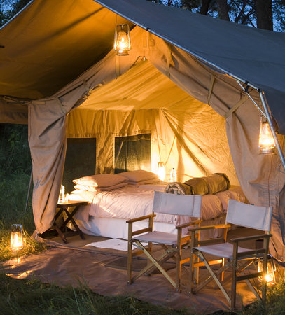Photo of andBeyond Savute Under Canvas Chobe National Park