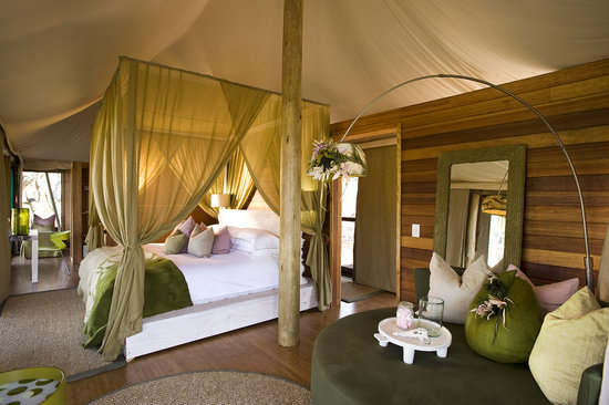 Photo of andBeyond Xaranna Okavango Delta Camp