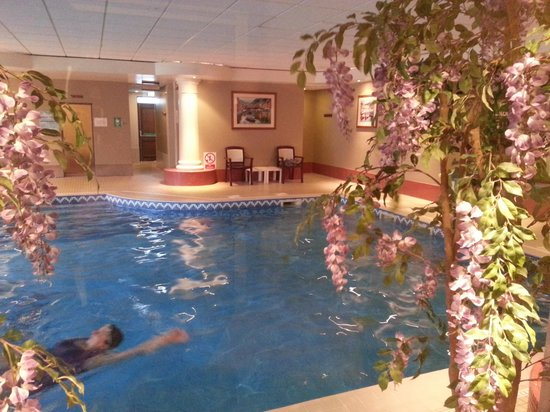 Boroughbridge, UK: Spa and pool