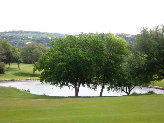 Barton Creek Resort & Spa: Il mitico campo da golf