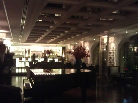 The Sukosol: The Sapphire Bar is classy and beautiful.