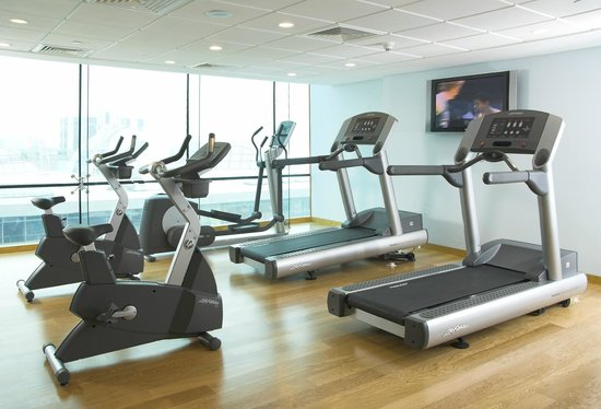 Ibis Salmiya: Gym