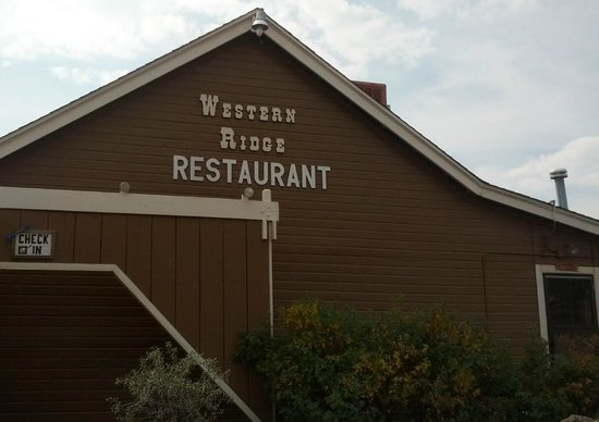 Livermore, : Western Ridge Restaurant
