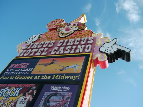 Circus Circus Hotel &amp; Casino Las Vegas: Circus Circus