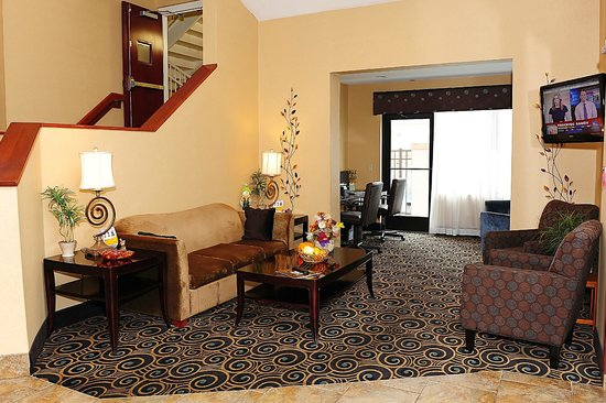 Sleep Inn & Suites Rehoboth Beach Area: Lobby