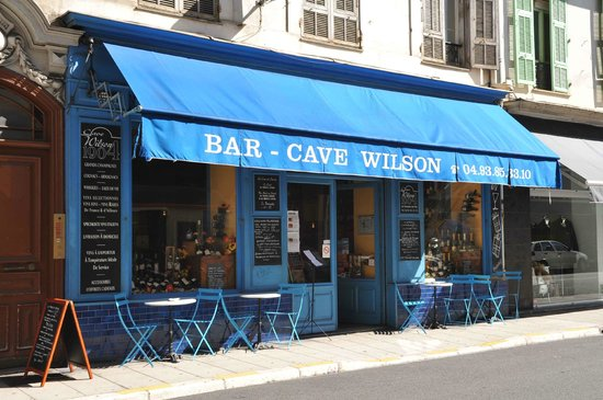 Cave wilson nice centre restaurant reviews phone for Jardin wilson nice