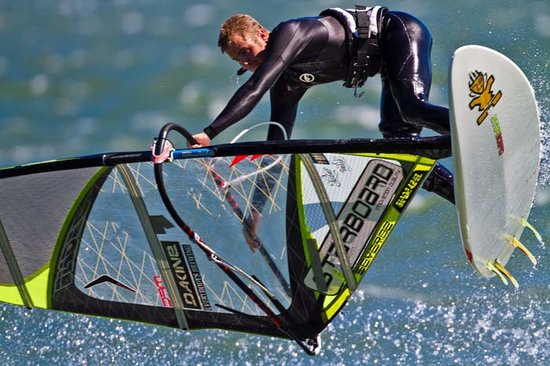 Oregon: Windsurfing the Columbia River Gorge
