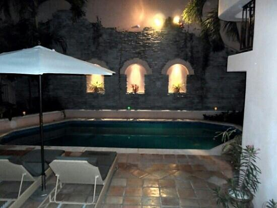Acanto Boutique Hotel: the pool