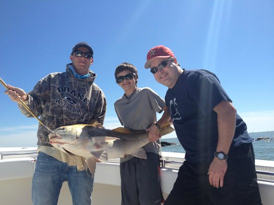 Galveston fishing charters picture of fishin addiction for Galveston fishing guides
