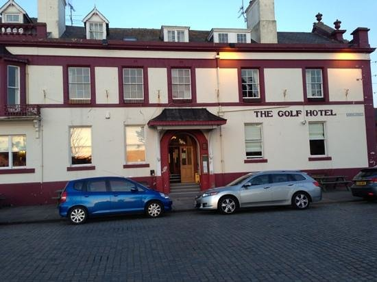 Silloth, UK: The Golf Hotel
