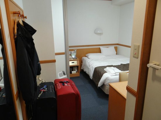 Hotel Hokke Club Kyoto: Room 307