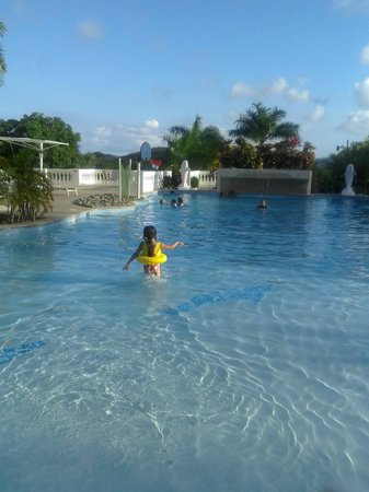 The Fajardo Inn: Pool