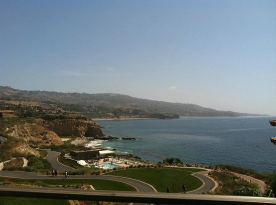 Terranea Resort: View From Ocean View King