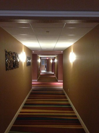 Mount Airy Casino Resort: Hallway