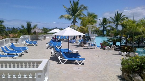 Cofresi Palm Beach &amp; Spa Resort: piscina