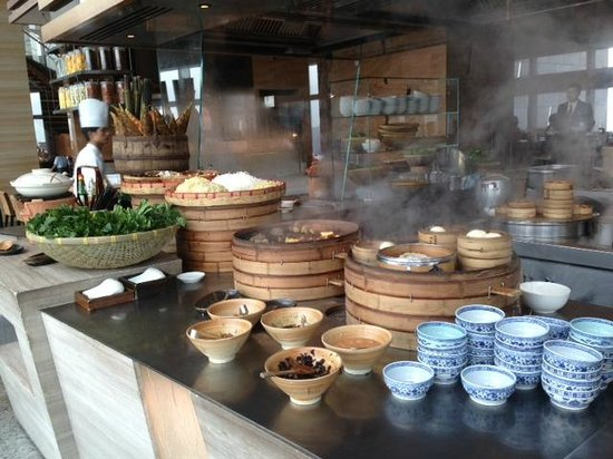 Grand Hyatt Shenzhen: buffet