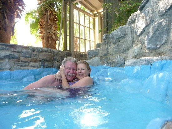 Two Bunch Palms Resort & Spa: In the Grotto