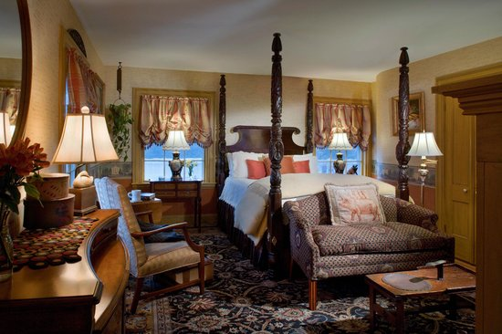 Captain Lord Mansion: Boutique accommodations in Kennebunkport