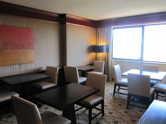 Short Hills, NJ: Executive lounge (7th floor)