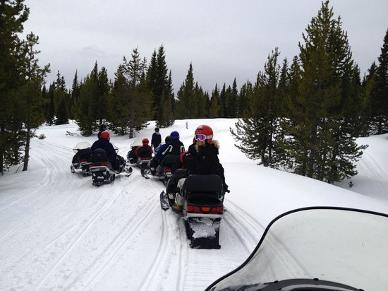 Steamboat Snowmobile Tours (Steamboat Springs, CO): Hours, Address ...