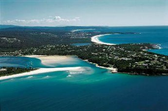 Merimbula, far south coast New South Wales, Australia