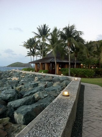 Peter Island Resort: Near Ocean View Rooms