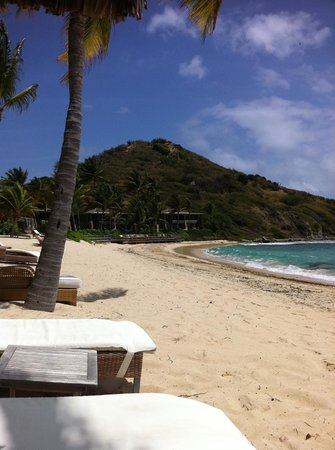Peter Island Resort: Beach