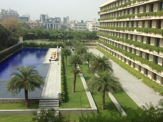 The Oberoi, Gurgaon: Caption removed due to Bug 90976